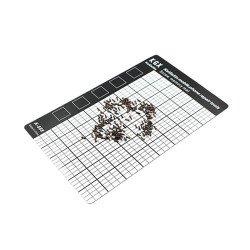 Screw Memory Magnetic Mat ( 145 x 90mm )