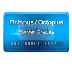 Octopus/Octoplus Server Credits