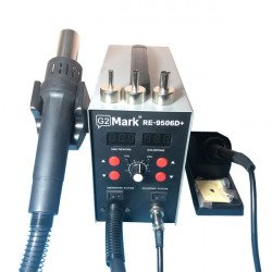 G2Mark SMD RE-9506D+ Hot Air Rework Station Lead-free With Iron Station ( 700W )
