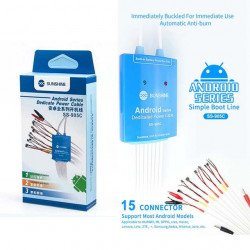 Multi Android Power Cable SS-905C (SUNSHINE)