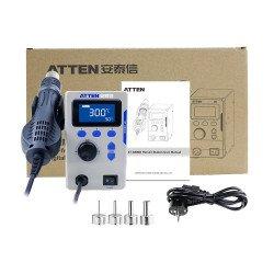 ATTEN ST-8800D Lead Free Hot Air SMD Digital Display BGA Rework Station ( 800W )