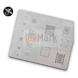 A9 3D IC Repair BGA Tin Plate Soldering Rework Stencil Steel Net for iPhone 6s/6s+