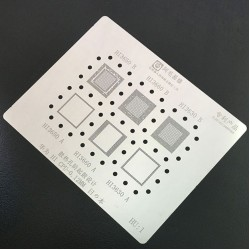 0.12MM Stencils Plates For HI CPU (HU1)