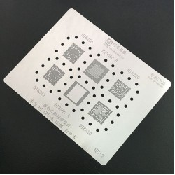 0.12MM Stencils Plates For HI CPU (HU2)