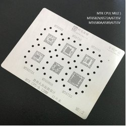 0.12MM Stencils Plates For MTK CPU (MU2)