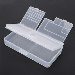 Multi-function Storage Box for  LCD Screen, Motherboard, IC Chips Component,  Screws Organizer Container Cellphone Repair Tool