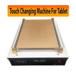 Touch Remover Vacuum Machine For Tablet