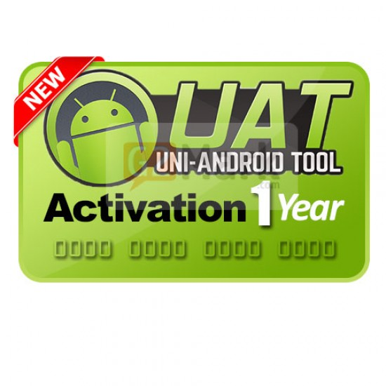 Uni Android Tool ( UAT ) Activation For 1 Year