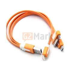 Multi USB 3 In 1 Cable