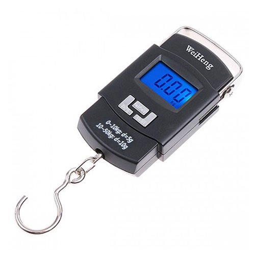 Mini Digital Hanging Luggage Fishing Weighing Scale ( Upto 50KG )