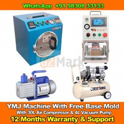 YMJ OCA Machine Full Set With Free Base Mold