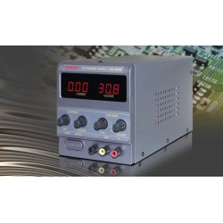 YAXUN Variable YX305D DC Power Supply (30V-5A)