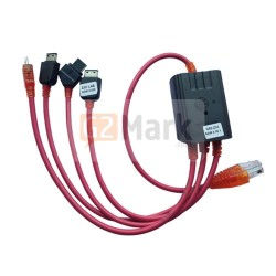Z3X Samsung 4 In 1 Cable
