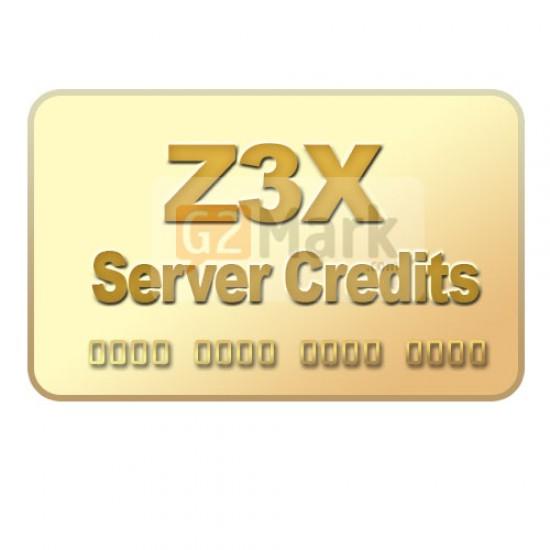 Z3X Server Credits ( 50 Credits )